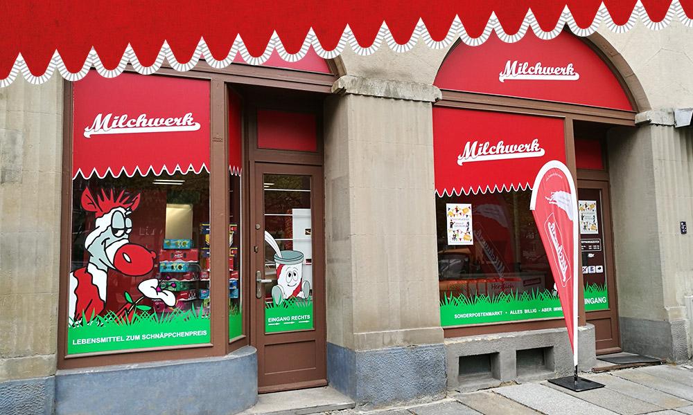 Sonderpostenmarkt Dresden Johannstadt