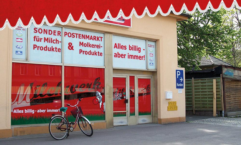 Sonderpostenmarkt Dresden Löbtau