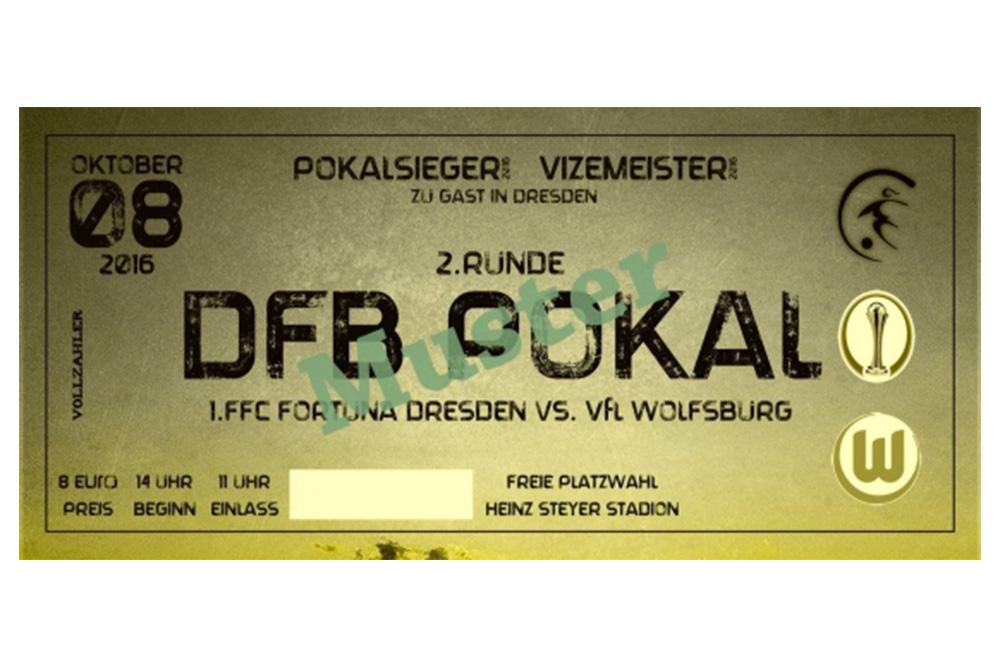 DFB-Pokal der Frauen Oktober 2016