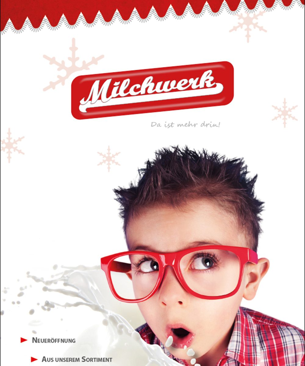 Kundenmagazin Milchwerk INSIDE 01-2017