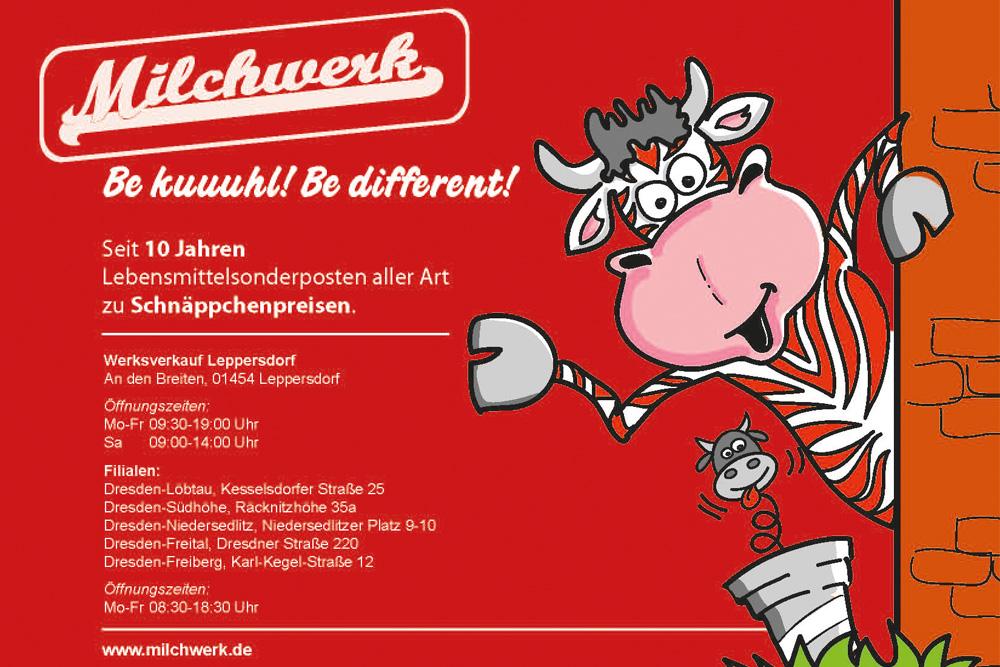 Kundenmagazin Milchwerk INSIDE 02-2016
