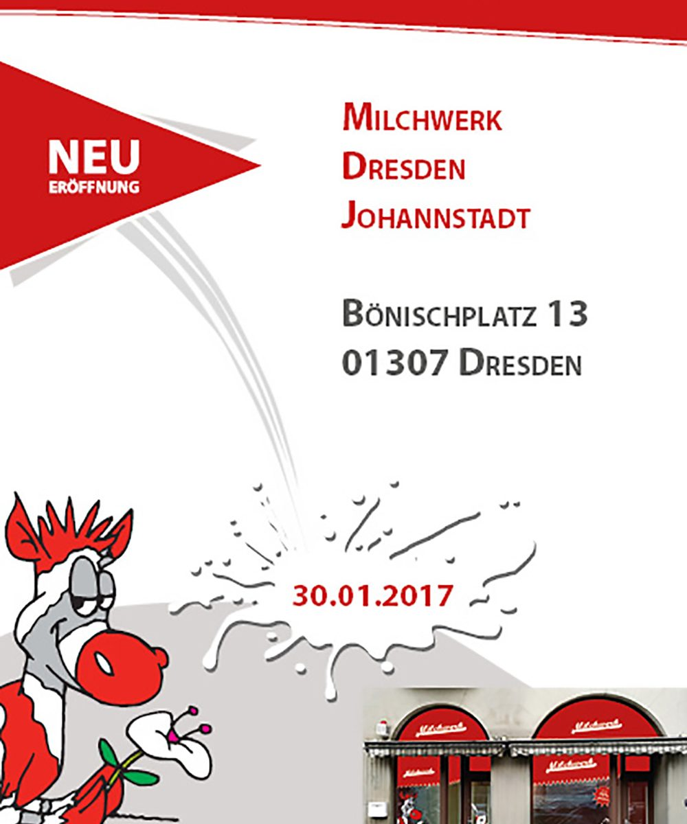 Neueröffnung Sonderpostenmarkt Dresden Johannstadt