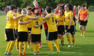 1. FFC Fortuna Dresden Saison 2016/17
