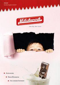 Kundenmagazin Milchwerk INSIDE 02-2017
