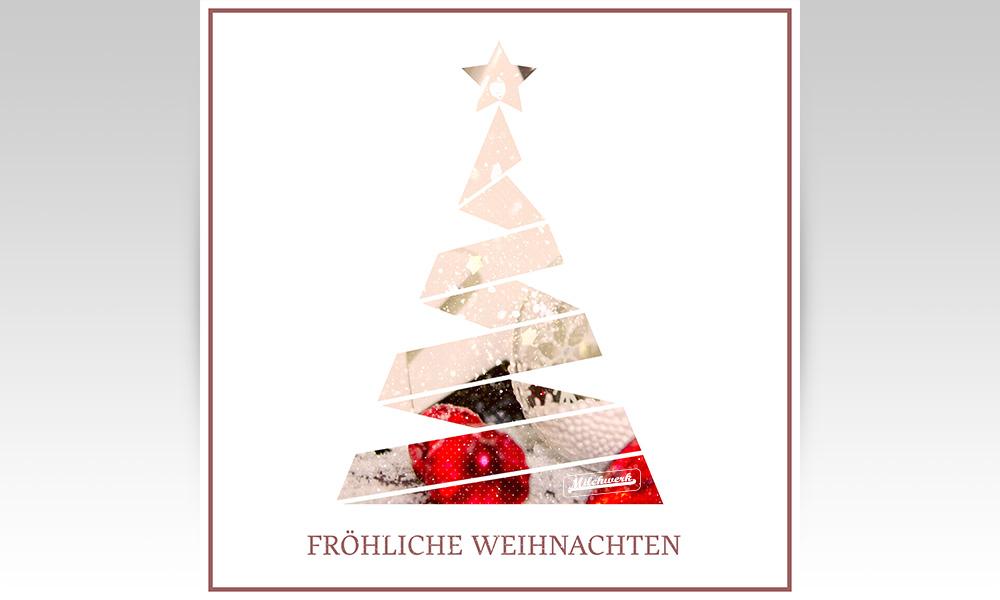 Fröhliche Weihnachten in 2017