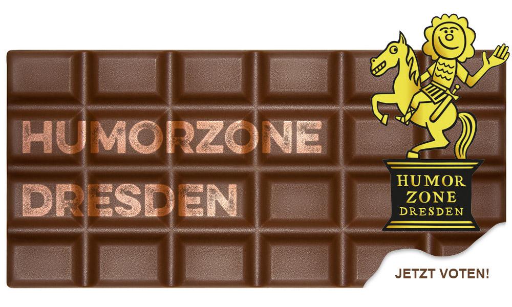 HumorZone Schokolade